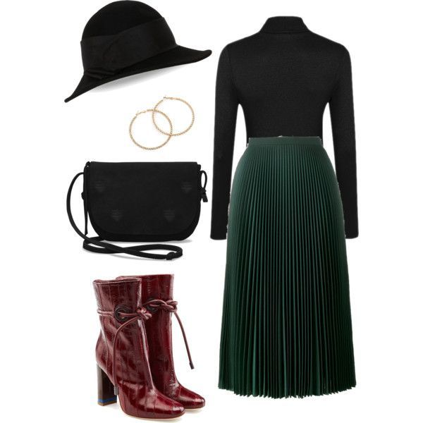 390 by veronika117 on Polyvore featuring George, Prada, Malone Souliers, TOMS and Kathy Jeanne