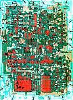 Intel 4004 cpu - Interior