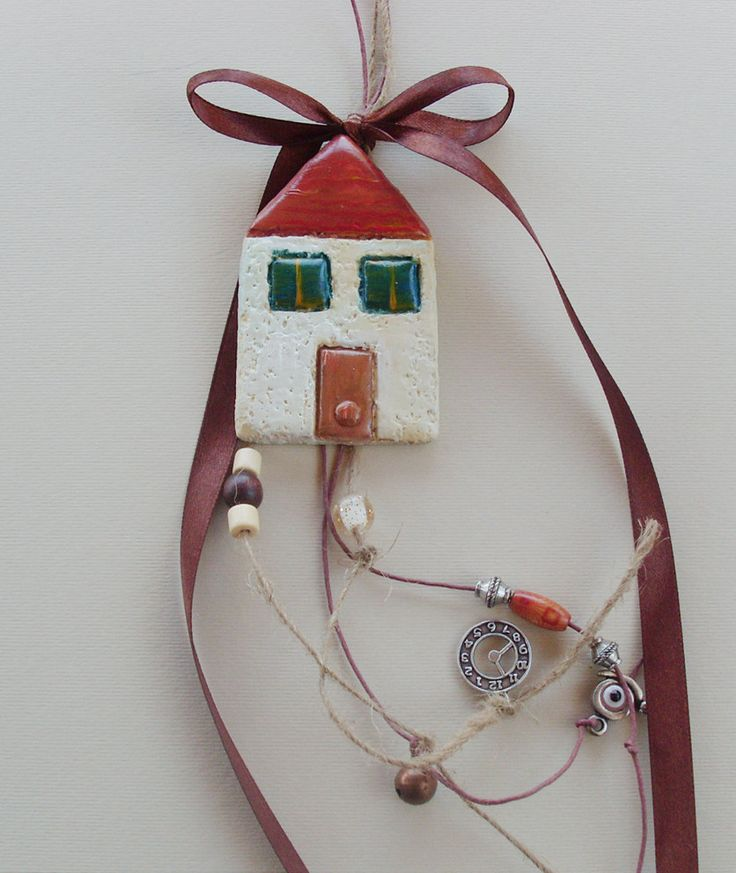 Lucky Charm / House Lucky Charm by allabouthandicraft on Etsy