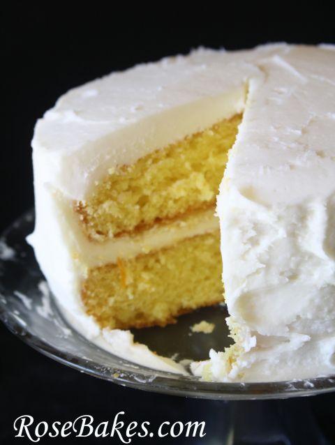 Lemon Icebox Cake Cut