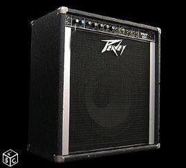 AMPLI BASSE Peavey TNT 130 bass amp