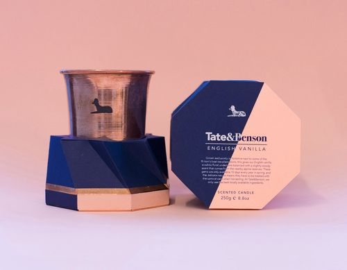 Student: Tate&Benson Scented Candles