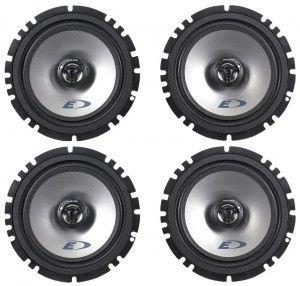 3. Alpine SXE-1725S Car Audio Speakers