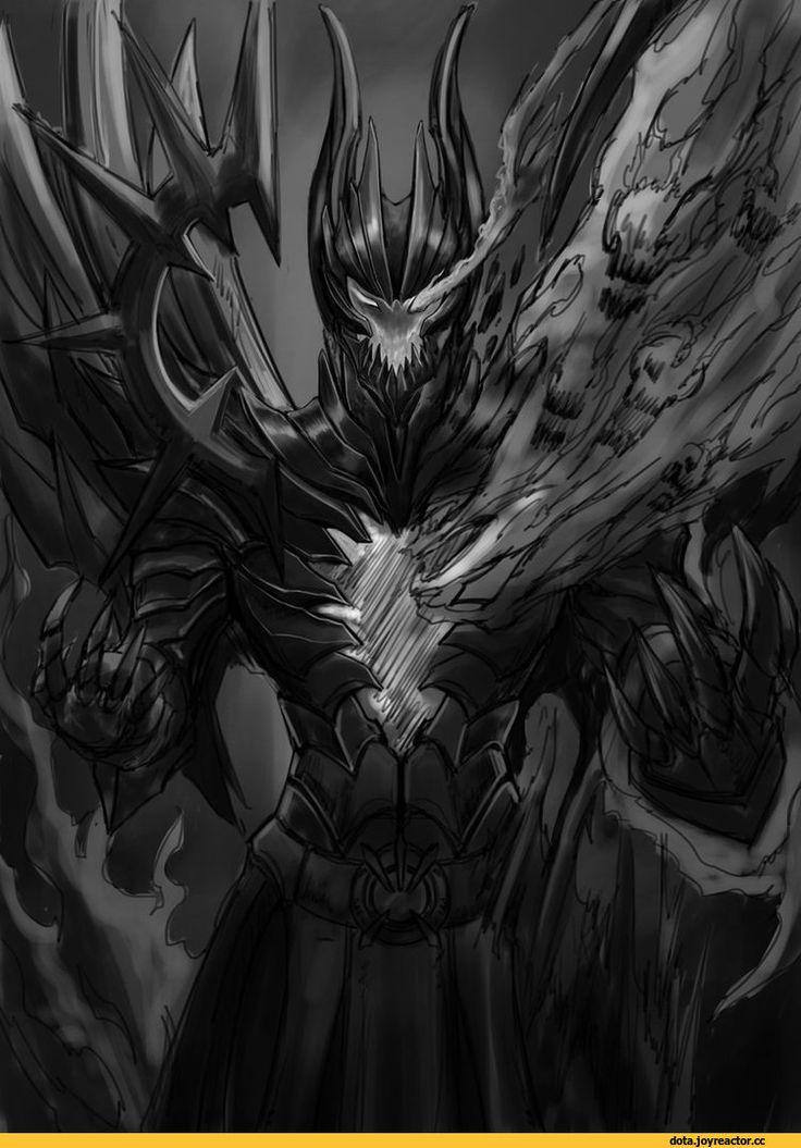 Terrorblade,Dota,фэндомы,Dota Art,zersphaiz