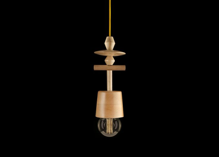 TOTEM LAMP by Kinga Chmielarz for HOP
