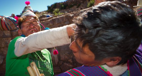 This Bolivian festival pits village against village to determine who will have the best harvest. Tinku, an Andean tradition, began as a form of ritualistic combat.
