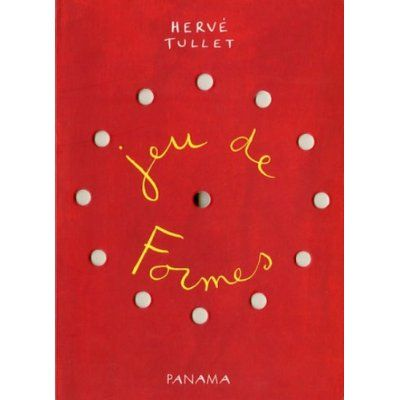 I bought this book, Jeu de formes  by Hervé Tullet a t Centre Pompidou long time ago . This book has no words. But...