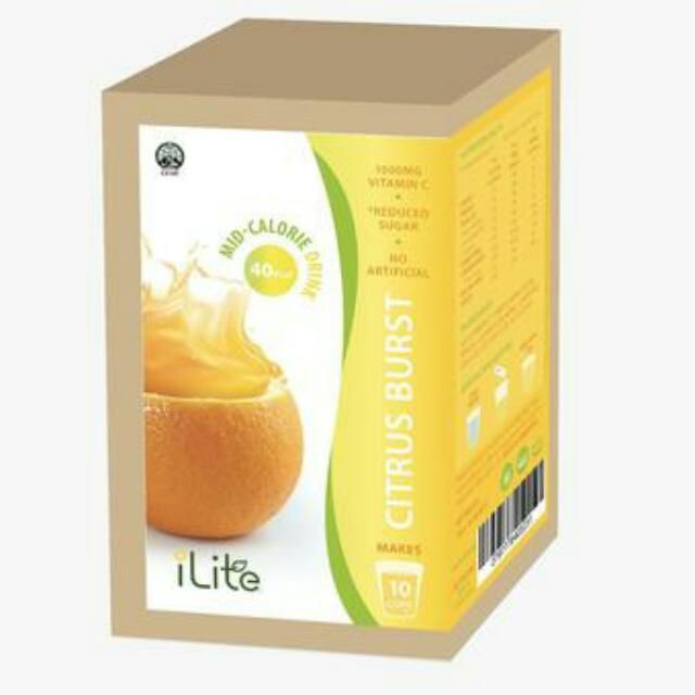 Buy Ilite Citrus Burst in Singapore,Singapore. Packed with real fruit extracts, the refreshing, zesty citrus burst contains a combination of functional ingredients. 1000mg Vitamin C provides you your daily d Chat to Buy