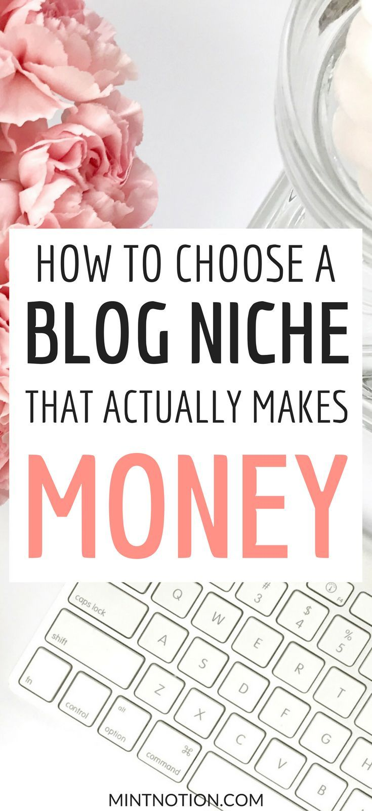 Want to start a blog and make money online? Use these tips to choose a profitable blog niche. Having a strong blog niche is important if you want to make money from blogging. Find out the best niches that actually make money in this post! #bloggingtips #makemoneyblogging #workfromhome