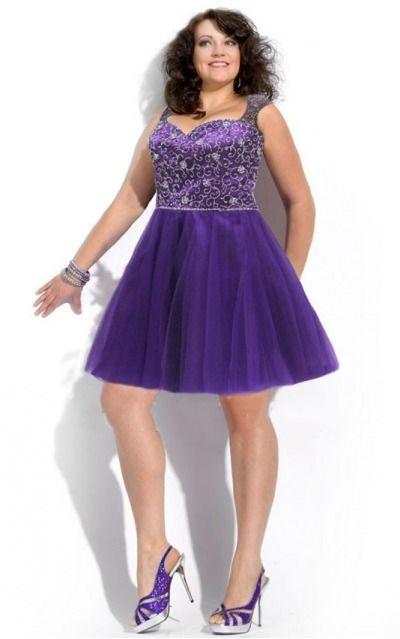 V-neck,Sweetheart Short Tulle Natural Backless Formal Dresses gjea71185