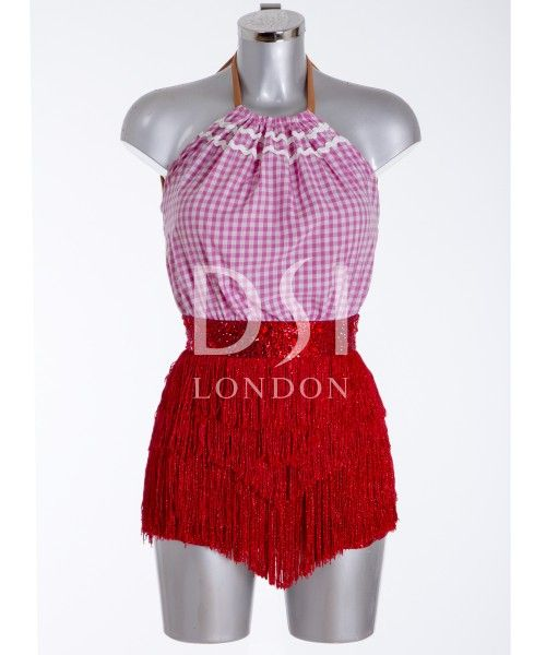 As worn by Kellie Bright   on Strictly Come Dancing 2015