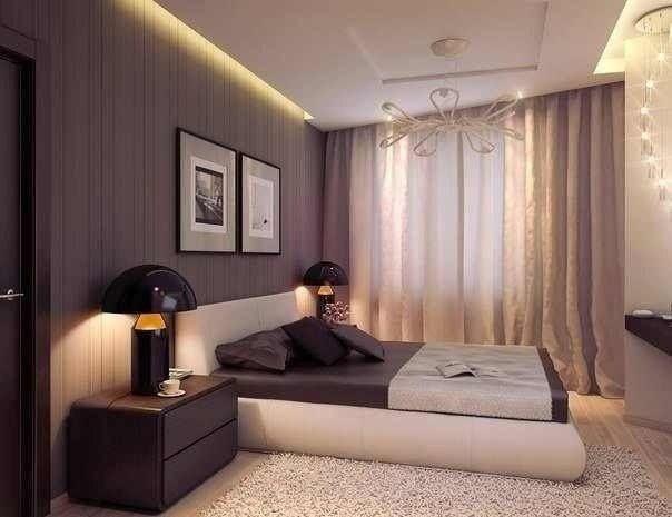 Стильная спальня - Дизайн интерьеров   Идеи вашего дома   Lodgers