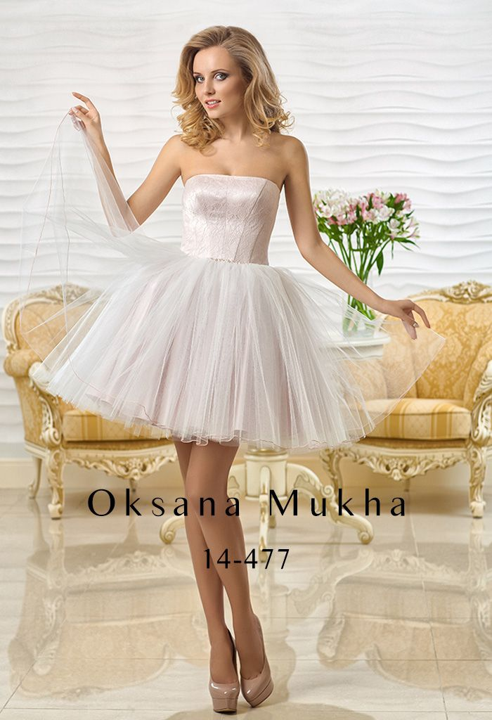 Tender evening dress #OksanaMukha #eveningdress #eveninggown #elegant #chic #prom