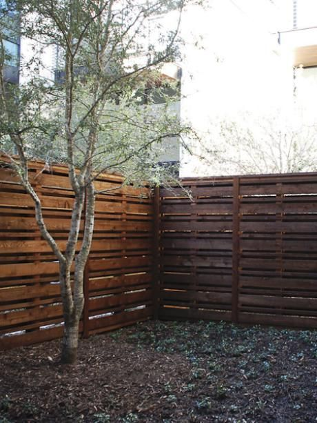 29 best Palissade jardin images on Pinterest Decks, Gardening and - traitement humidite mur exterieur