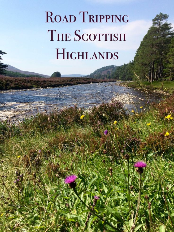 Road Tripping the Scottish Highlands - A three day itinerary in and around the Cairngorms National Park. Two Feet, One World