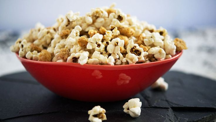 DIY Cracker Jacks  http://www.rodalesorganiclife.com/food/diy-cracker-jacks