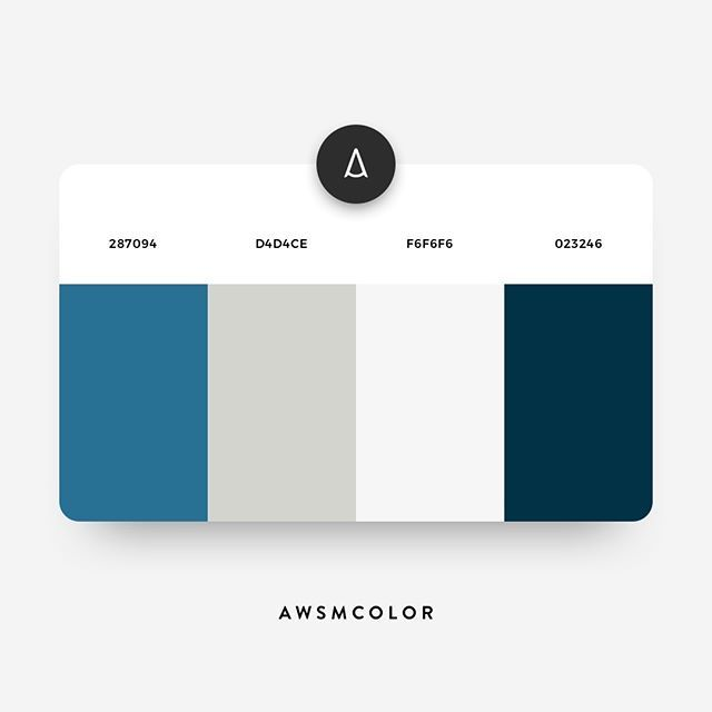 Purple And Grey Color Schemes: Modern Color Palette Collections 2020
