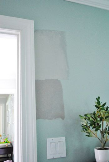 Paint Colors Gray Horse By Benjamin Moore On Top