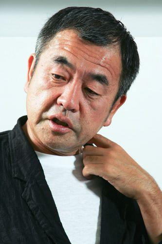 Japanese architect, Kengo KUMA 隈研吾