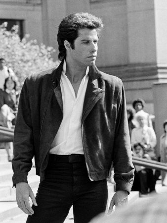 John Travolta. Your friends drag you to a disco, THIS guy ask YOU to dance..... ♂ HELL, Yeah!!! ♥♪☺