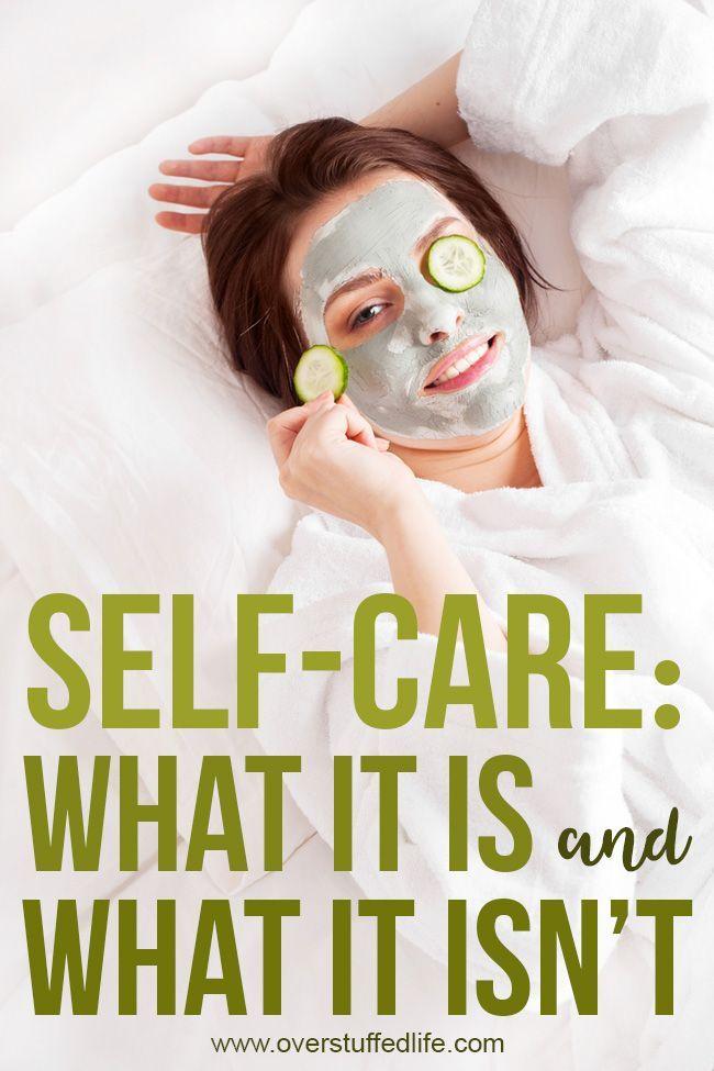 Was ist Selbstpflege überhaupt? Wir alle wissen, wie wichtig Selbstpflege ist, weil wir …   – Self Care