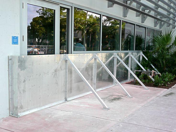 Flood Barriers - Flood barrier systems, flood panels, flood ...