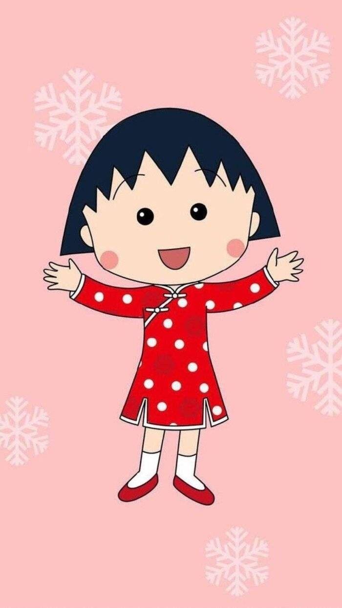 Pin Oleh Maruko Lin Di Chibi Maruko Chan Animasi Lukisan Disney Kartun