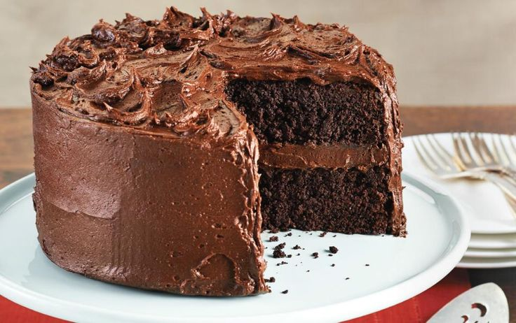 I Can't Believe it's Gluten-Free Chocolate Cake