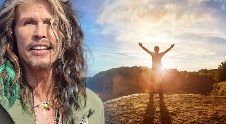 Steven Tyler Sings Jaw-Dropping Rendition Of 'Amazing Grace' In Church!