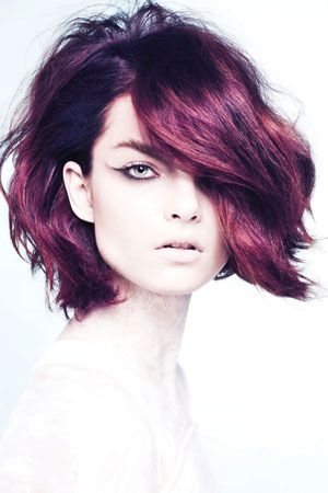 Miraculous 1000 Images About Hair On Pinterest Stylists Editorial And Pastel Short Hairstyles For Black Women Fulllsitofus