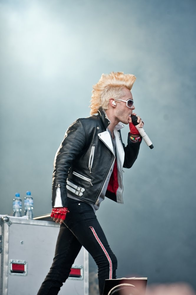 Jared Leto, 30 Seconds to Mars