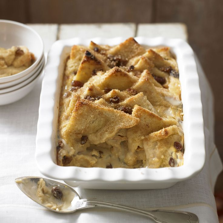 Baileys Bread And Butter Pudding - Woman And Home