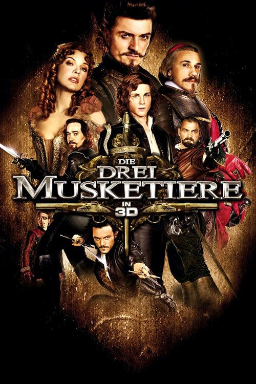 Watch The Three Musketeers (2011) Full Movie Online Free