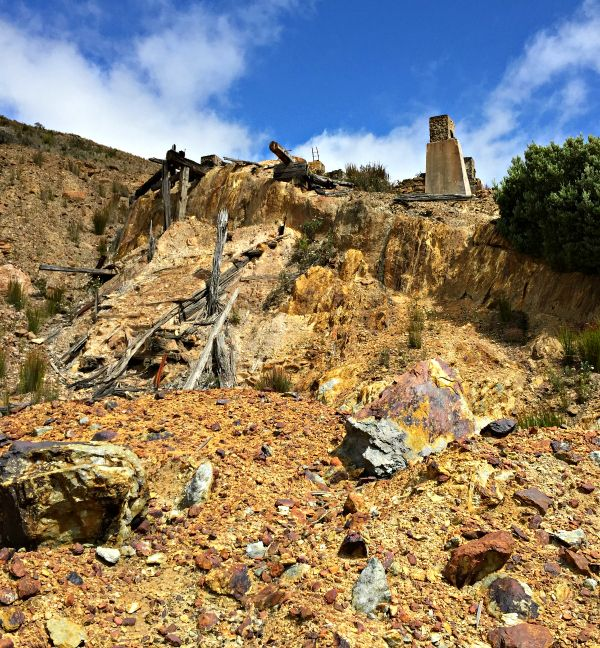 Mt Lyell Underground Mine Tour with #Queenstown Heritage Tours #Tasmania Photos and article for think-tasmania.com