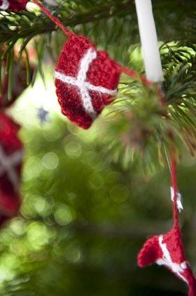 Traditionel og gammel juleskik, der pynter fint på juletræet