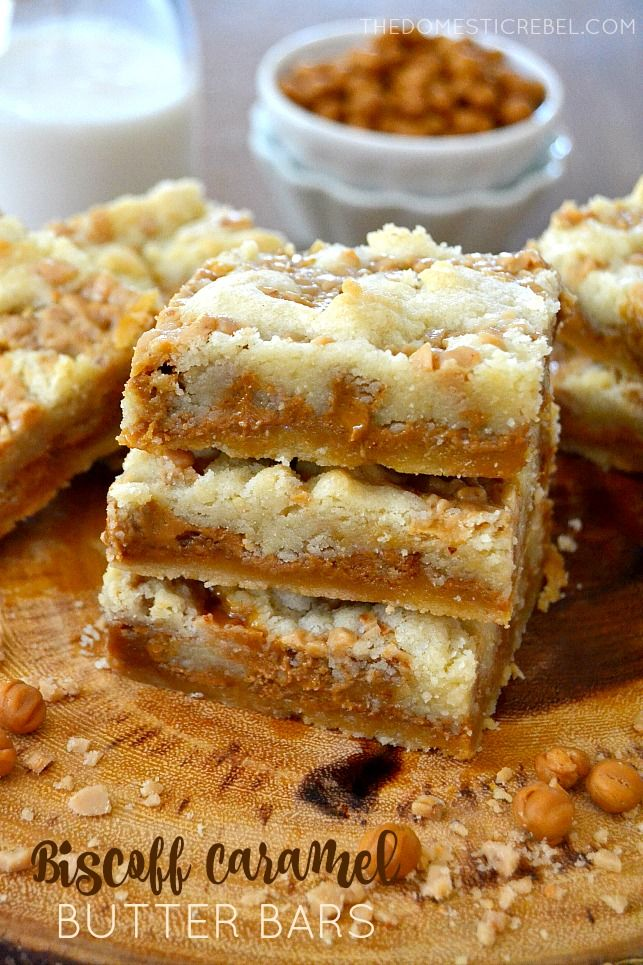... Cookies, Brownies and Bars on Pinterest | Butter, Nutella and Cookie
