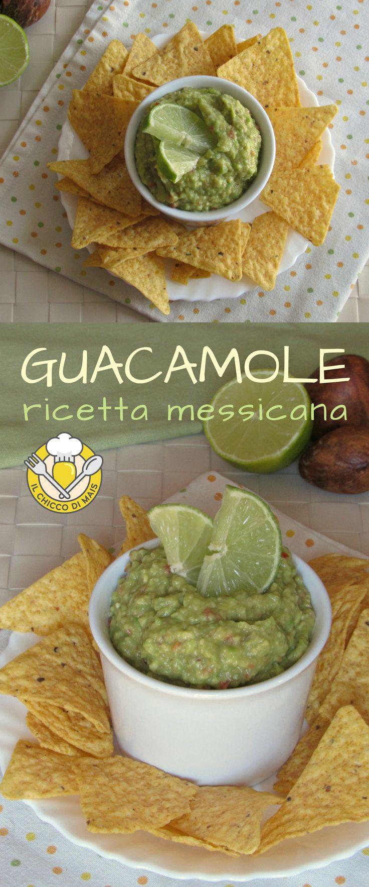 Guacamole: come preparare la salsa messicana a base di avocado, ricetta facile e veloce per accompagnare nachos, patatine, tacos, burrito... https://blog.giallozafferano.it/ilchiccodimais/guacamole-ricetta-messicana/