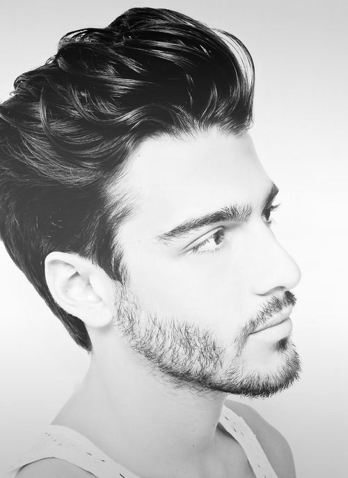 Love a man with great hair