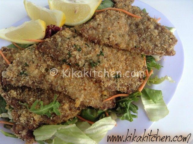 Le cotolette alla palermitana rappresentano un secondo piatto di carne facile da preparare, più leggere delle classiche cotolette fritte.