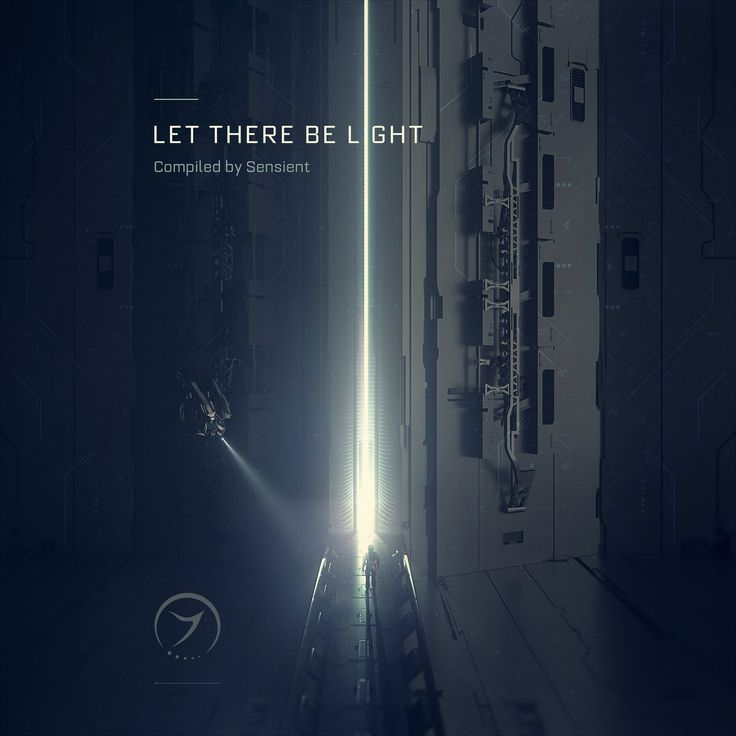 Let There Be Light (Compiled by Sensient) | Zenon Records