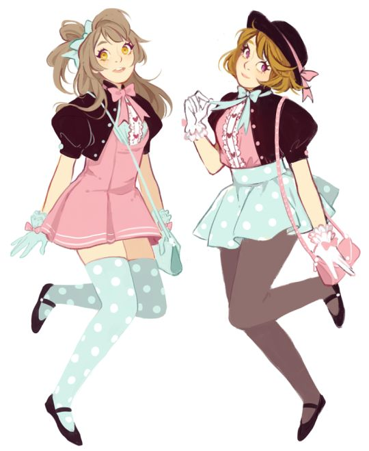 starpatches (Love Live)