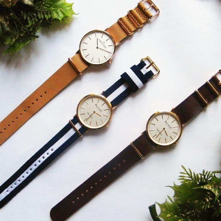 Zegarki damskie, zegarki męskie wskazówkowe - 93 zł // Watches for men, watches for women #watch #christmas