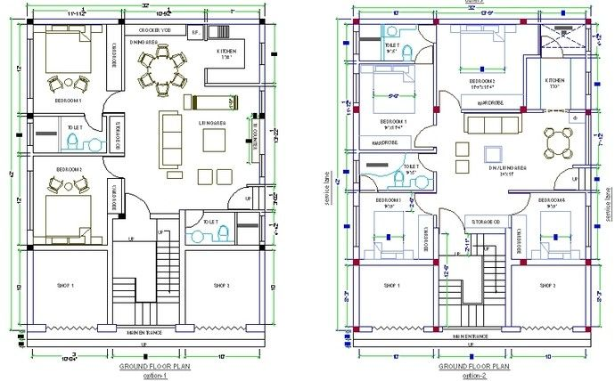 12 Fresh Autocad House Plans Check More At Http Www House Roof Site Info Autocad House Plans Drawing House Plans Home Design Plans House Design