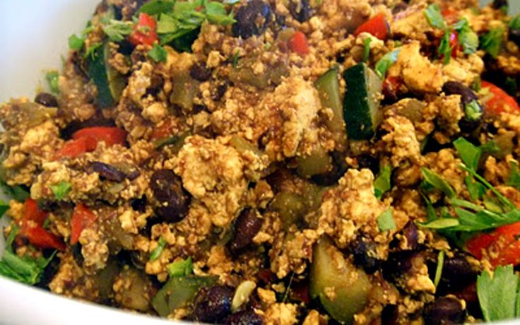<p>Never made a tofu scramble? Not to worry, we're here to help you meet your new breakfast favorite that makes tofu seem anything but boring or bland!</p>