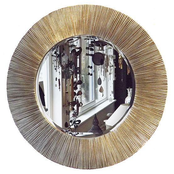 25 beste idee n over ronde spiegels op pinterest - Spiegel voor de gang ...
