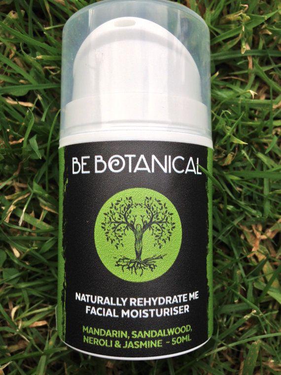 Mandarin Sandalwood Neroli & Jasmine Be Botanical Naturally