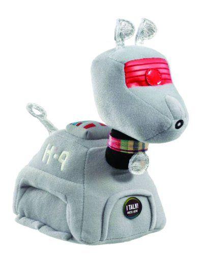 Underground Toys Doctor Who K-9 Medium Talking Plush