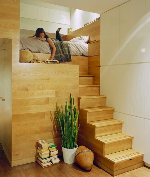 cozy loft / nook