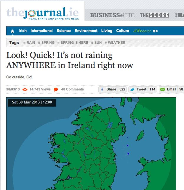 The 25 Most Irish Things Ever