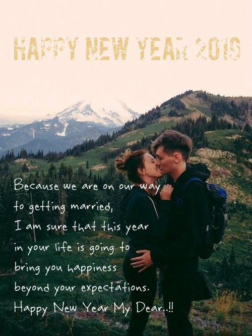 Happy New Year Quotes For Girlfriend Happy New Year 2019 Quotes